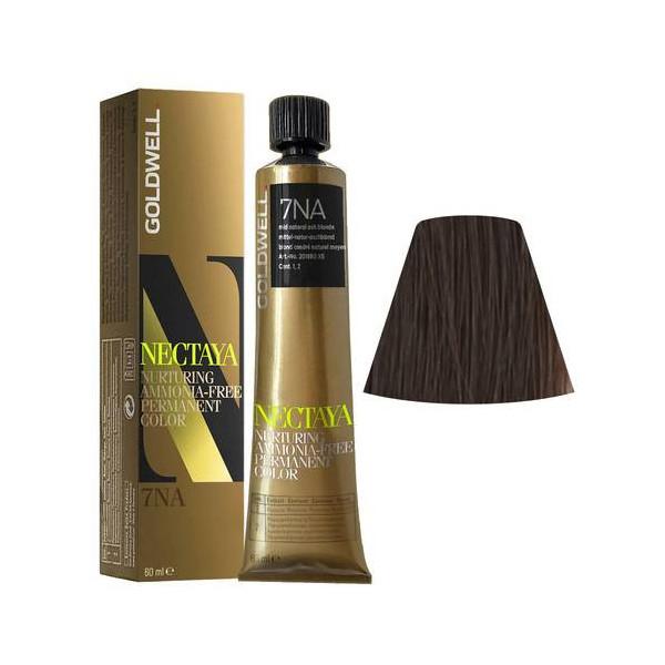 Goldwell Nectaya Cool Browns 7NA Biondo Medio Cenere Naturale 60ml -