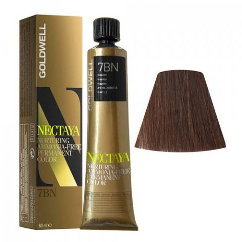 Goldwell Nectaya Warm Browns 7BN Vesuvio 60ml -