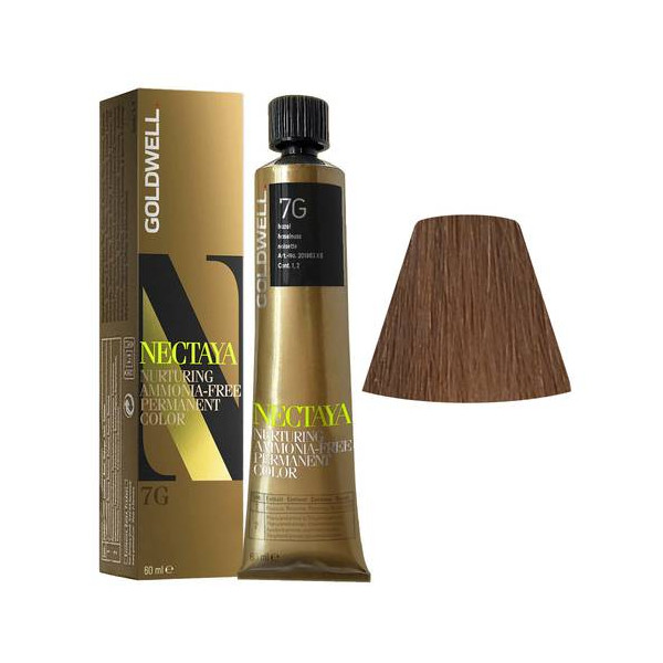Goldwell Nectaya Warm Browns 7G Nocciola 60ml -