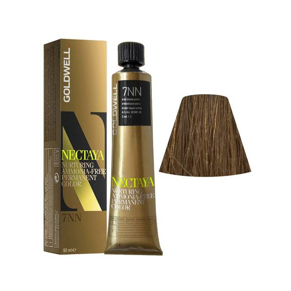 Goldwell Nectaya Naturals 7NN Biondo Medio Intenso 60ml -