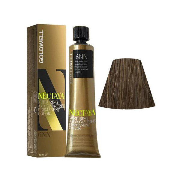 Goldwell Nectaya Naturals 6NN Biondo Scuro Intenso 60ml -