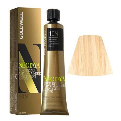 Goldwell Nectaya Naturals 10N Biondo Platino 60ml -