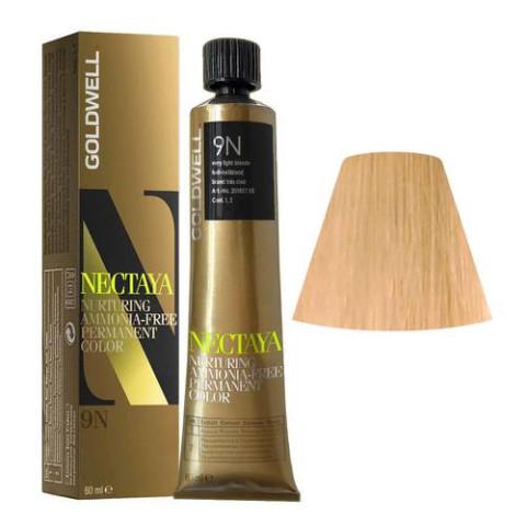 Goldwell Nectaya Naturals 9N Biondo Chiarissimo Naturale 60ml -