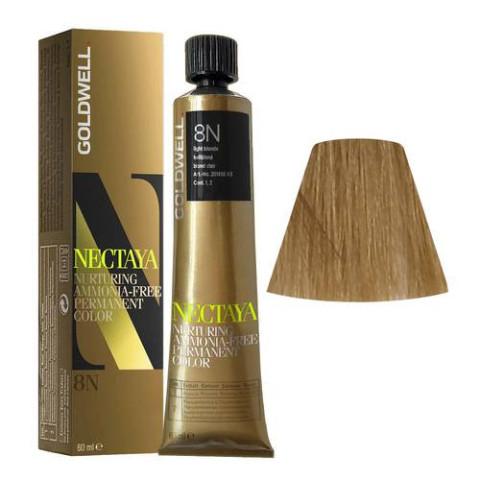 Goldwell Nectaya Naturals 8N Biondo Chiaro Naturale 60ml -