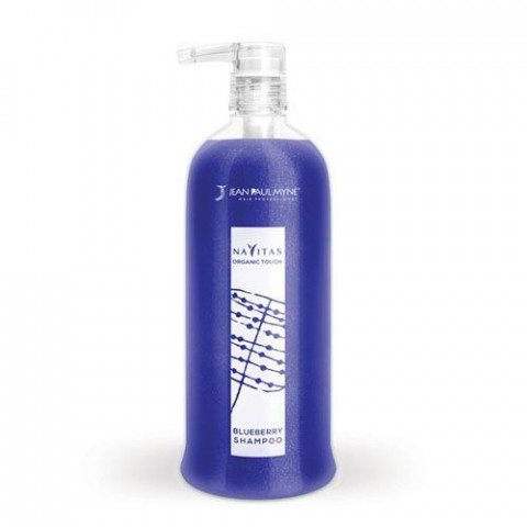 Navitas Organic Touch Shampoo Blueberry 250ml -