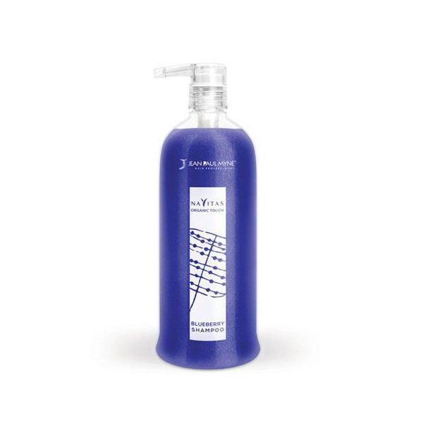 Navitas Organic Touch Shampoo Blueberry 1000ml -
