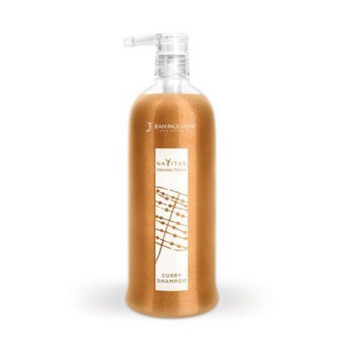 Navitas Organic Touch Shampoo Curry 1000ml -