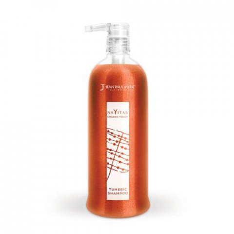 Navitas Organic Touch Shampoo Tumeric 250ml -