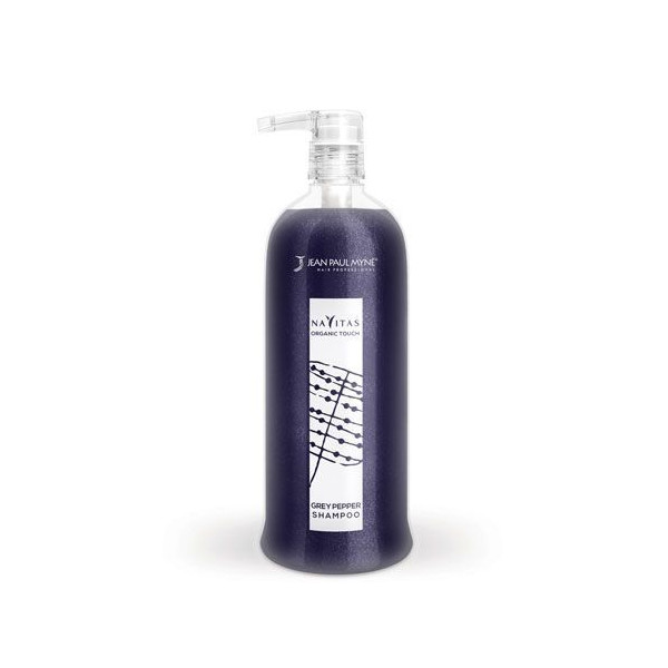 Navitas Organic Touch Shampoo Grey Pepper 250ml -