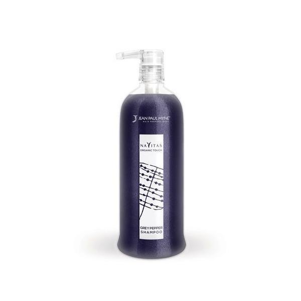 Navitas Organic Touch Shampoo Grey Pepper 1000ml -
