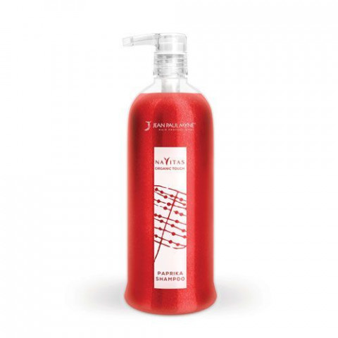 Navitas Organic Touch Shampoo Paprika 1000ml -