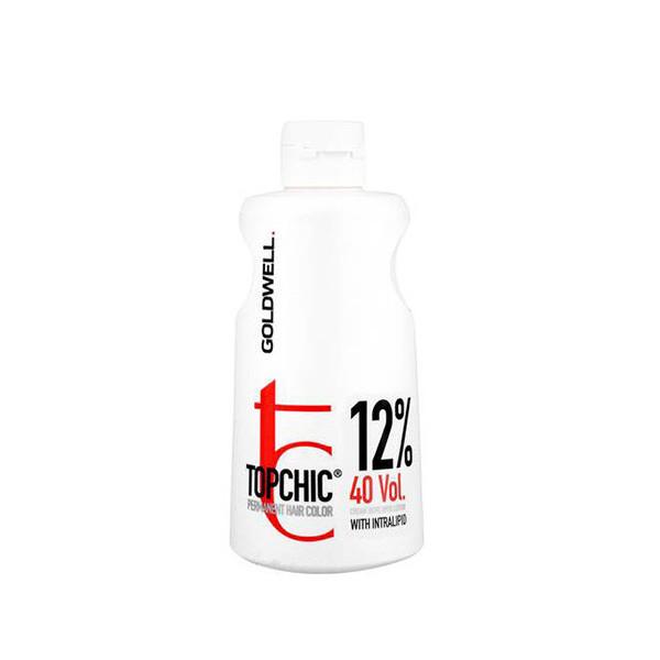 Goldwell Ossigeno Topchic Cream Developer Lotion 12% 40 Vol. 1000ml -