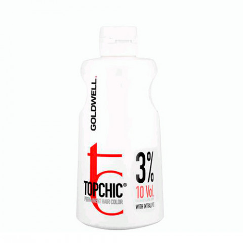 Goldwell Ossigeno Topchic Cream Developer Lotion 3% 10 Vol. 1000ml -