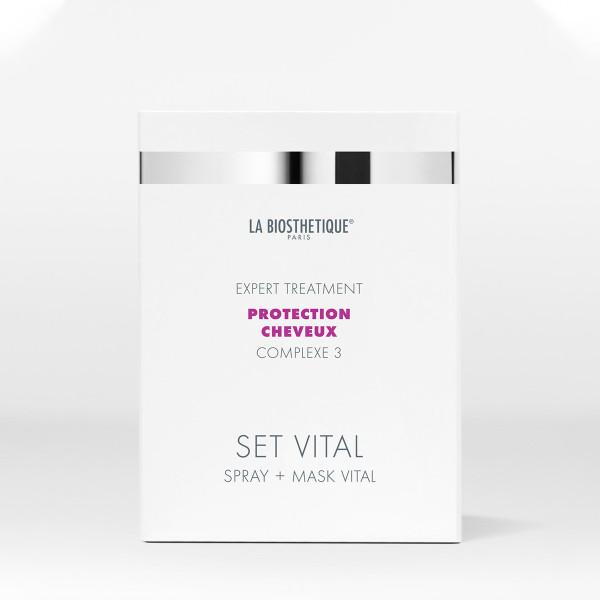 La Biosthetique Protection Cheveux Complexe 3 Set Vital -