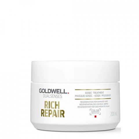 Goldwell Dualsenses Rich Repair 60sec Treatment 200ml -