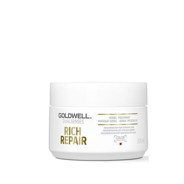 Goldwell Dualsenses Rich Repair 60sec Treatment 200ml -