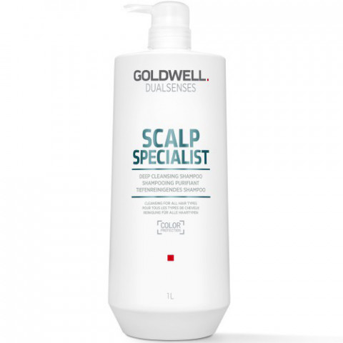 Goldwell Dualsenses Scalp Specialist Deep Cleansing Shampoo 1000ml -