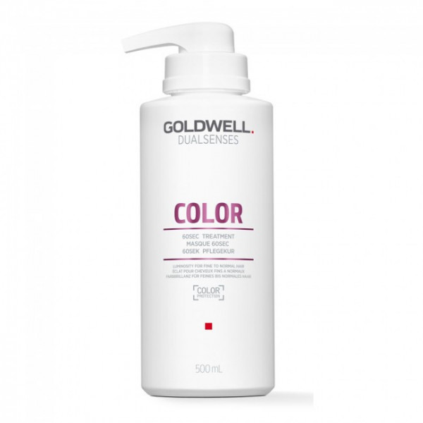 Goldwell Dualsenses Color 60sec Treatment 500ml -