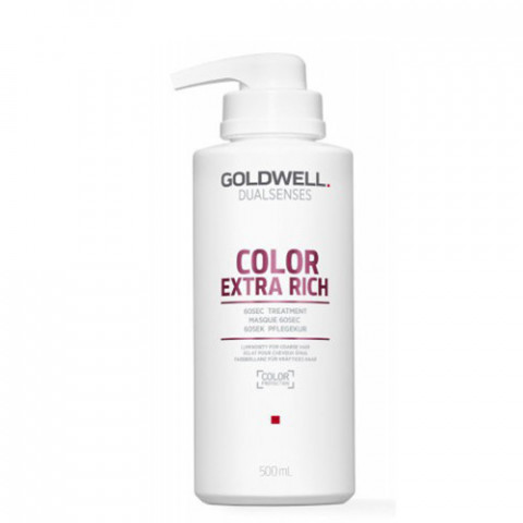 Goldwell Dualsenses Color Extra Rich 60sec Treatment 500ml -