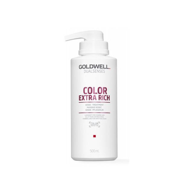 Goldwell Dualsenses Color Extra Rich 60sec Treatment 500ml -