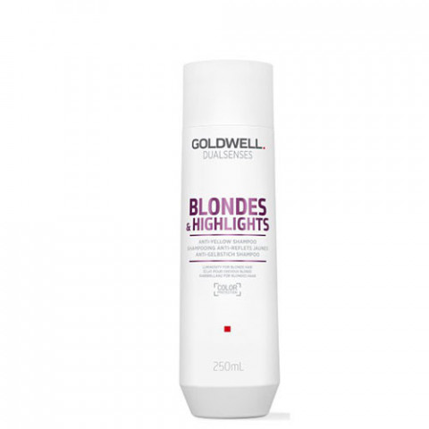 Goldwell Dualsenses Blondes & Highlights Anti-Yellow Shampoo 250ml -