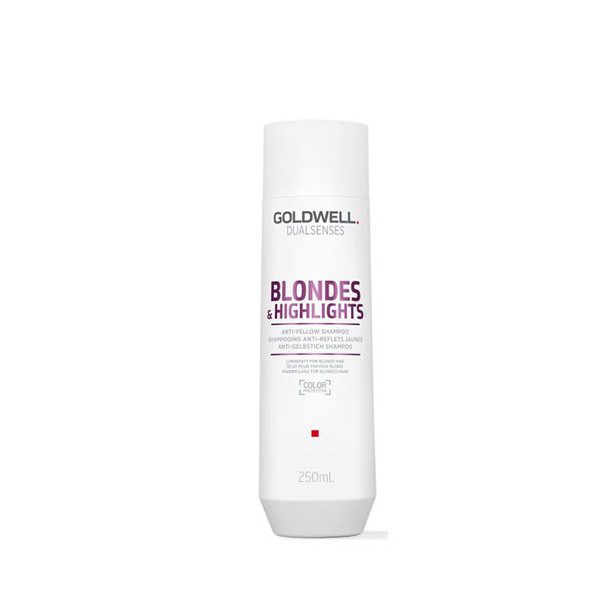 Goldwell Dualsenses Blondes & Highlights Anti-Yellow Shampoo 250ml -