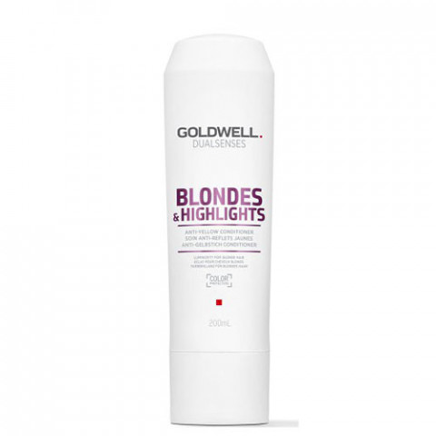 Goldwell Dualsenses Blondes & Highlights Anti-Yellow Conditioner 200ml -