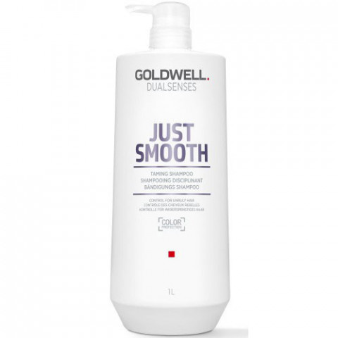 Goldwell Dualsenses Just Smooth Taming Shampoo 1000ml -