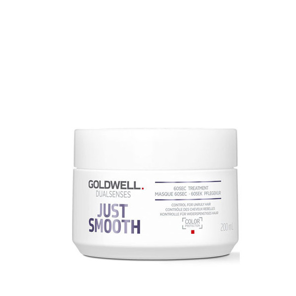 Goldwell Dualsenses Just Smooth 60sec Treatment 200ml -
