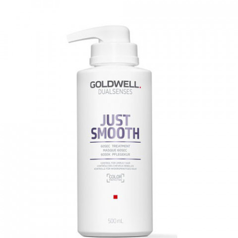 Goldwell Dualsenses Just Smooth 60sec Treatment 500ml -