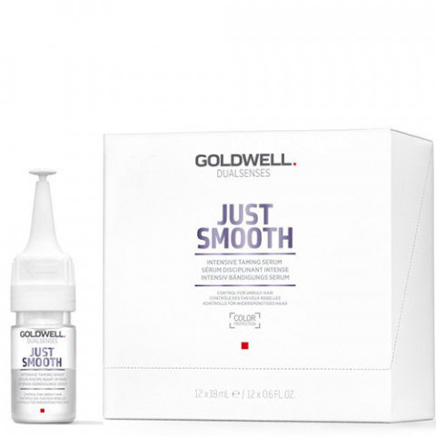 Goldwell Dualsenses Just Smooth Intensive Taming Serum 12x18ml -