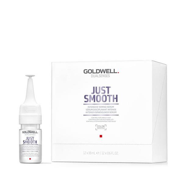 Goldwell Dualsenses Just Smooth Intensive Taming Serum 12x18ml -