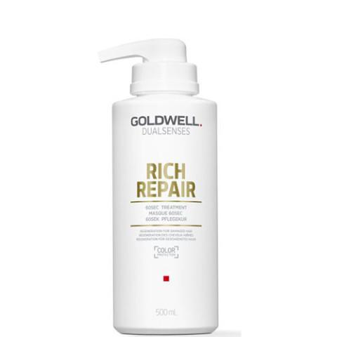 Goldwell Dualsenses Rich Repair 60sec Treatment 500ml -