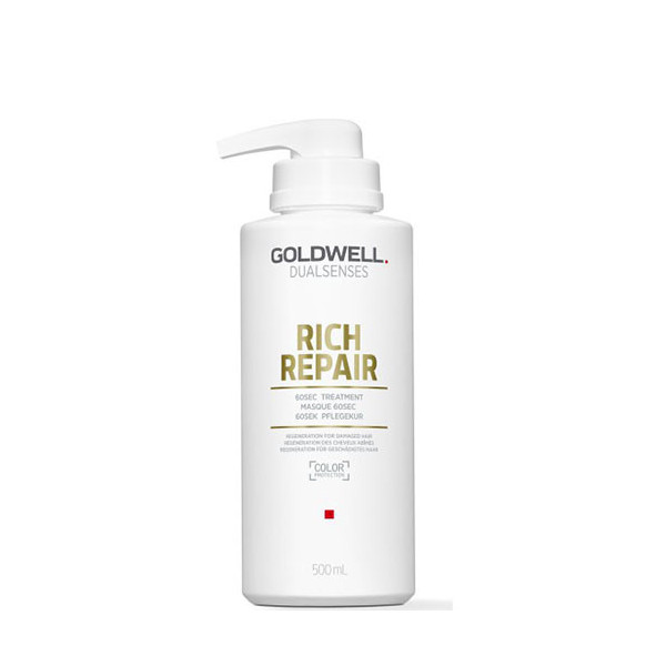 Goldwell Dualsenses Rich Repair 60sec Treatment 500ml -