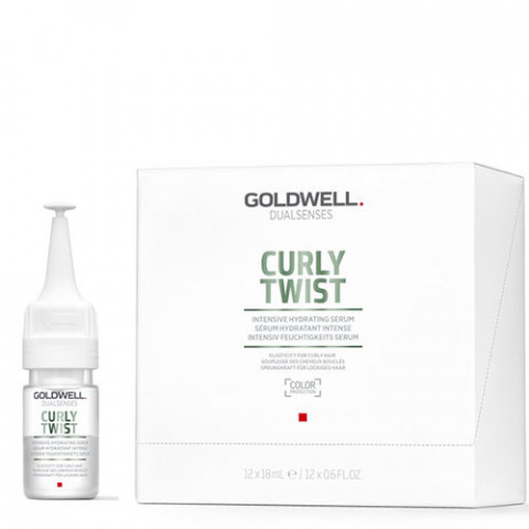 Goldwell Dualsenses Curly Twist Intensive Hydrating Serum 12x18ml -