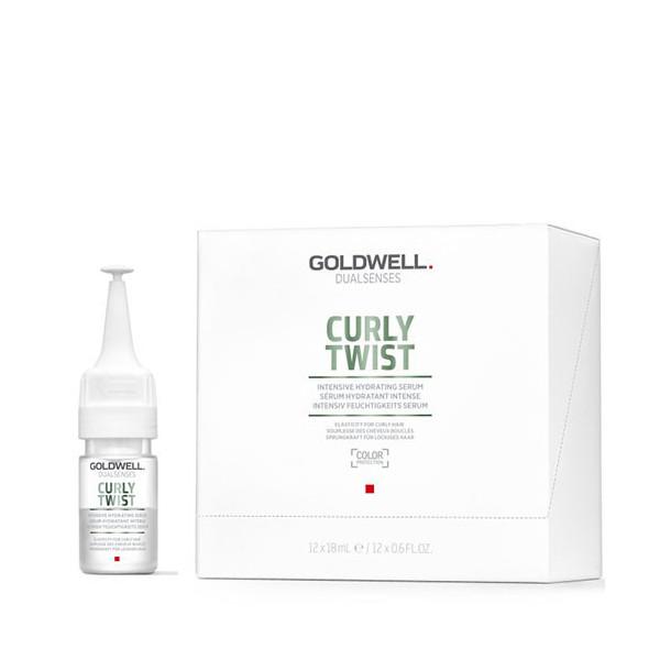 Goldwell Dualsenses Curly Twist Intensive Hydrating Serum 12x18ml -