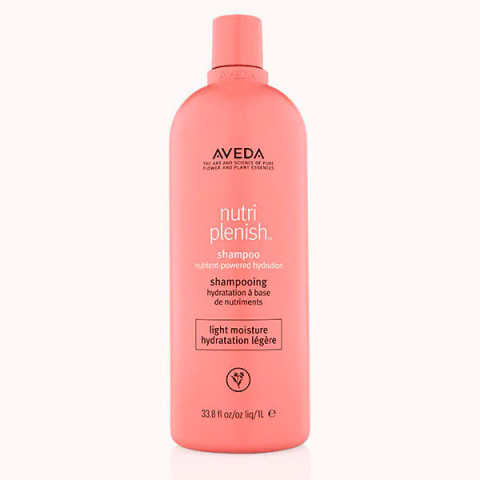 Aveda Nutriplenish Hydrating Shampoo Light Moisture 1000ml -