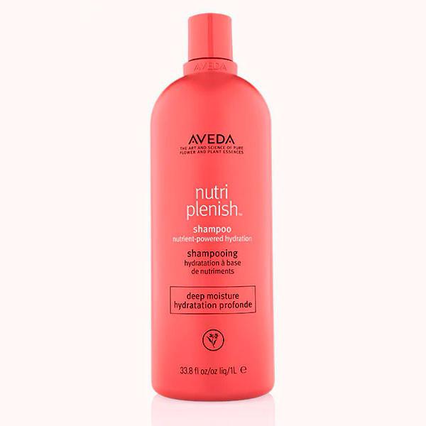 Aveda Nutriplenish Hydrating Shampoo Deep Moisture 1000ml -