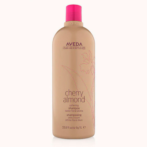 Aveda Cherry Almond Softening Shampoo 1000ml -