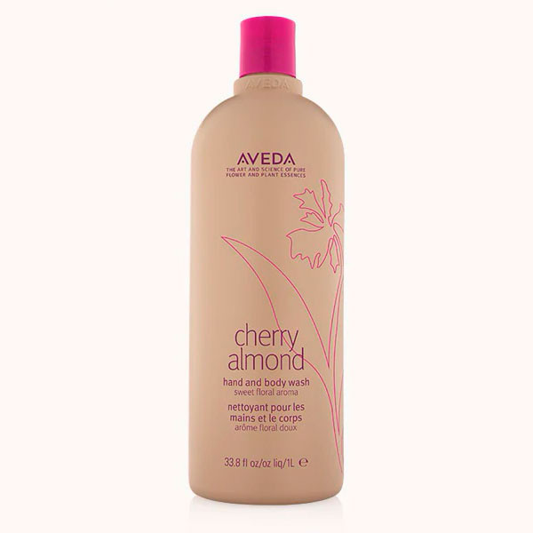 Aveda Cherry Almond Hand and Body Wash 1000ml -