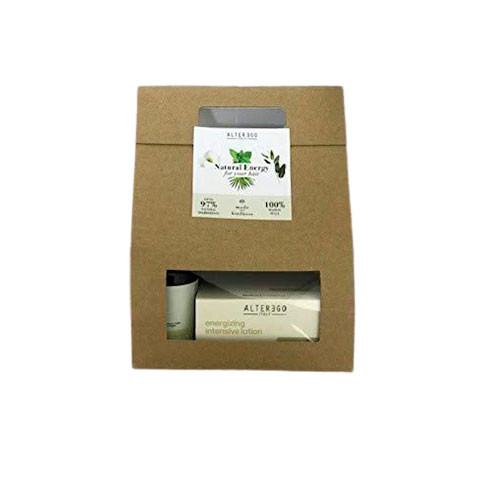 Alter Ego Kit Anticaduta Energizing Intensive Leave-In Treatment -