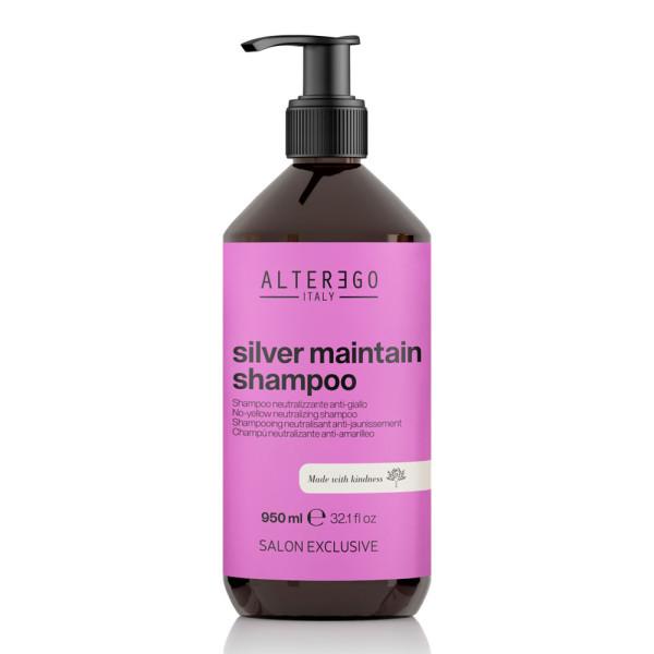 Alter Ego Silver Maintain Shampoo 950ml -
