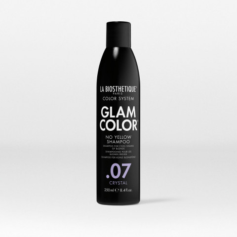 La Biosthetique Glam Color No Yellow Shampoo .07 Crystal 250ml -