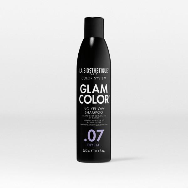 La Biosthetique Glam Color No Yellow Shampoo .07 Crystal 250ml -
