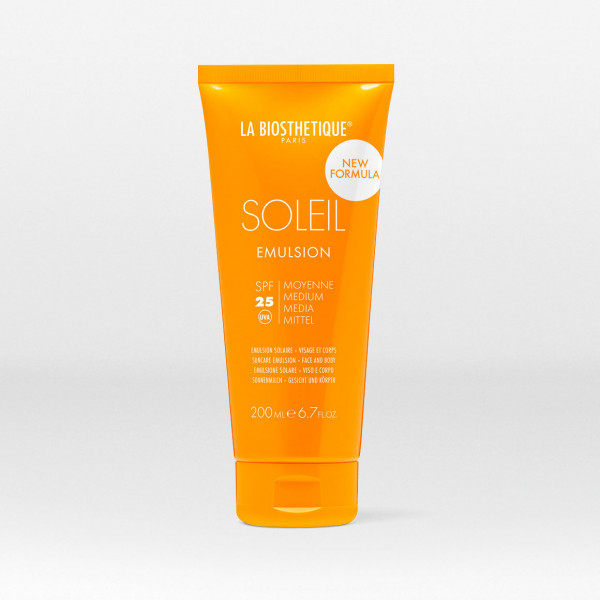 La Biosthetique Emulsion Solaire SPF 25 200ml -