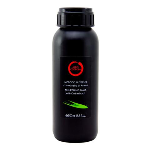 Aldo Coppola Black Line Impacco Nutriente 500ml -
