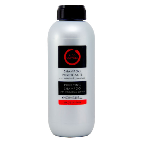 Aldo Coppola Shampoo Purificante con estratto di Hamamelis 1000ml -