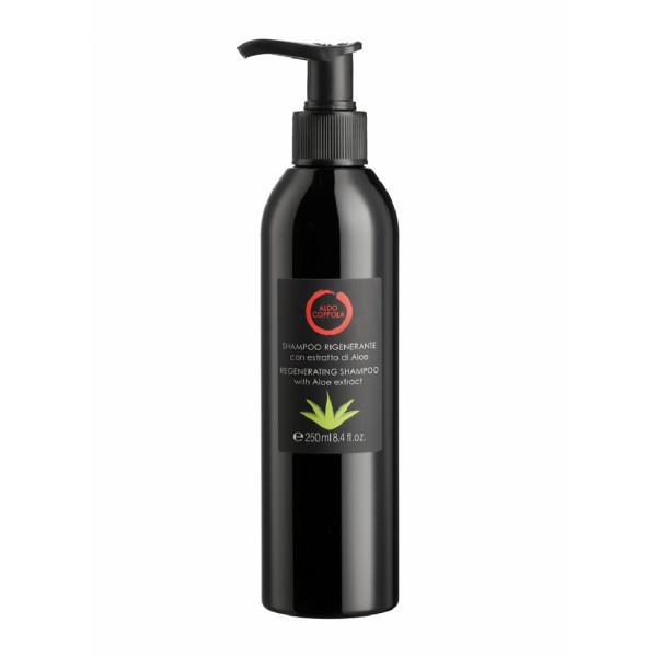 Aldo Coppola Black Line Shampoo Rigenerante 250ml -