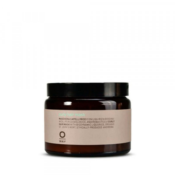 Oway Curly Hair Mask 500ml -