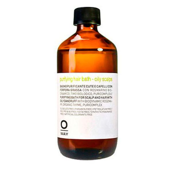 Oway Purifying Hair Bath Oily Scalps 950ml -